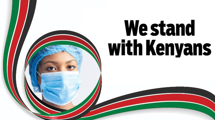We stand with Kenyans